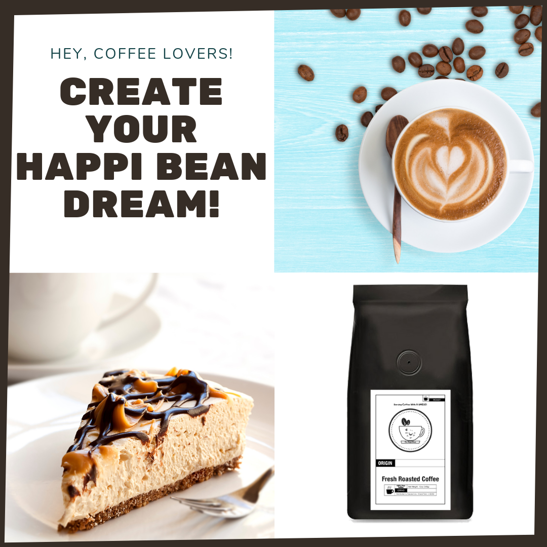 The Happi Bean Coffee Dream Investment