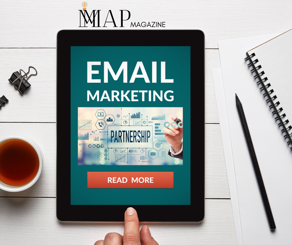 MMAP Email Marketing Partnership program