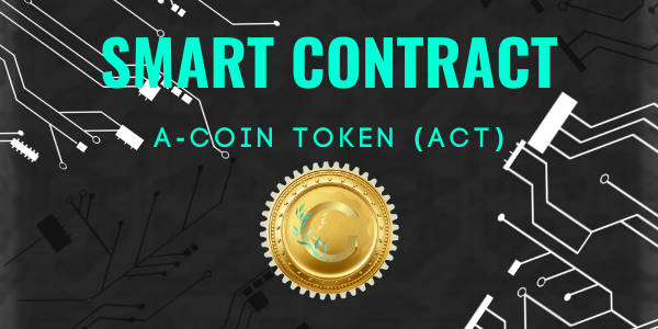 A-COIN TOKEN Smart Contract