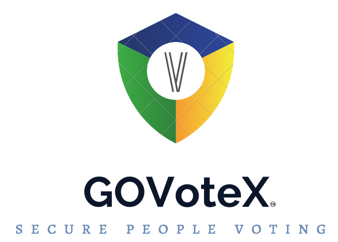 GOVoteX Project transparency Logo