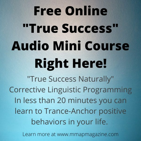 Free audio mini course by Michaelson Williams