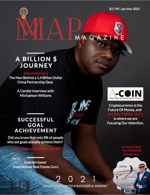 MMAP Magazine Jan-Mar Cover