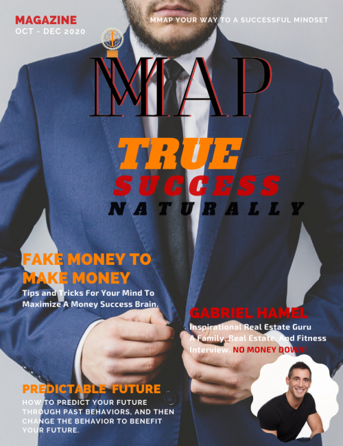 MMAP Magazine Cover Page